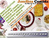 Delivery Almuerzo Menú San Isidro