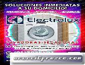 A DOMICILIO--REPARACIÓN DE LAVADORAS ELECTROLUX 7378107 en san borja