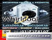 MANTENIMIENTO DE LAVADORAS WHIRLPOOL 981091335 en surco