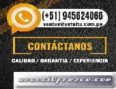 VENTA DE EMULSION ASFALTICA CSS -1 HP ASFALTOS 2020