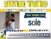 978204641 SERVICIO TECNICO DE TERMA A GAS SOLE EN SURCO