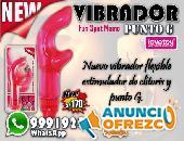 Vibrador Punto G / Fun Spot Momo / Sexshop Miraflores