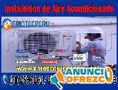 A tu disposición!! Mantenimiento - AIRE ACONDICIONADO - Breña