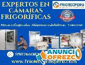 ¡A su servicio!! Técnicos de CONGELADORAS – CONSERVADORAS ::: San Miguel