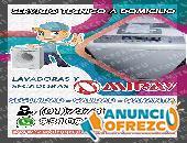 Descubre! Servicio Técnico Lavadoras–[ Miray]–981091335 -Barranco