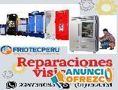EXPERTS! 017256381 Reparacion«VISICOOLER»Santa Anita