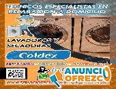 COLDEX>> Reparación de LAVADORAS en Surquillo 981091335