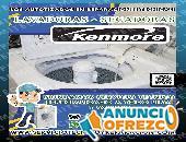 Kenmore| Reparación de Centro de Lavado >>7378107 en Lince