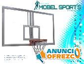 TABLERO DE BALONCESTO EN ACRILICO - MOBEL SPORTS