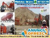 Planta de Asfalto Perú 2021 Imprimaciones MC 30 y Asfalto en Caliente