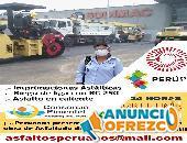 Asfaltado Imprimaciones MC 30 Riego de Liga RC 250 Reparación de Vías Lima 2021