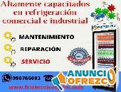 ¡Calidad! Especialistas en Congeladoras, conservadoras 7590161 - Miraflores