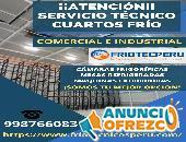 ¡Rápidos y Seguros! Técnicos de cámaras frigoríficas 7590161 - San Borja