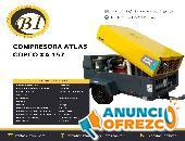 COMPRESORA ATLAS COPCO XA 157