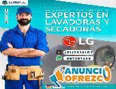 ¡RAPIDO! REPARACIÓN DE LAVADORAS – SECADORAS LG  981 091 335 – Chorrillos