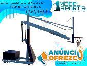 TABLERO DE BAQUET TRANSPORTABLE - MOBEL SPORTS