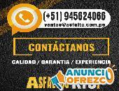 Asfaltado de Pistas y Carreteras Asfalto Perú 2021