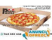 PAPEL PARA PIZZA