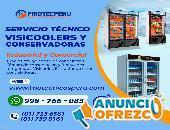 SERVICIO TÉCNICO ESPECIALIZADO PARA REPARACIÓN VISICOOLER - 017590161