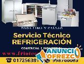 ESPECIALIZADOS EN REFRIGERACIÓN COMERCIAL SAN BORJA >
