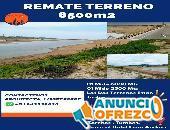 venta terreno de 8500m2 ubicado en la playa Zorrito ,Tumbes