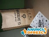 PAPELMANTECA PARA ALIMENTOS DE FOOD TRUCK