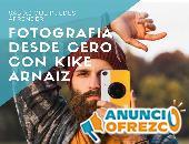 APRENDE FOTOGRAFIA DESDE CERO CON KIKE ARNAIZ https://go.hotmart.com/Y60718445C