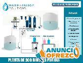 Planta De Purificación De Agua..